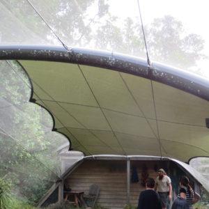 Auckland Zoo Island Aviary