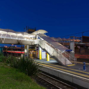 Ellerslie Train Station