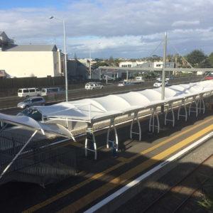 Ellerslie Train Station, Auckland
